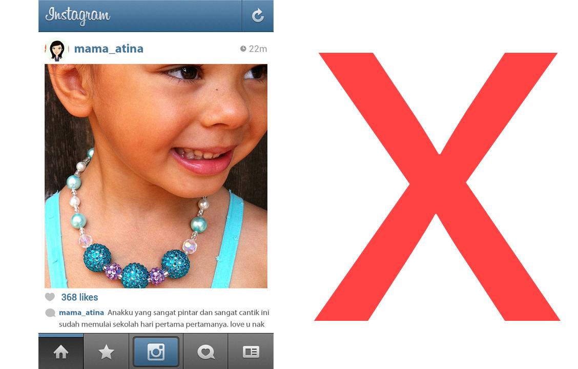 LAMPUNG POST | Hindari Mengunggah Foto Anak di Media Sosial