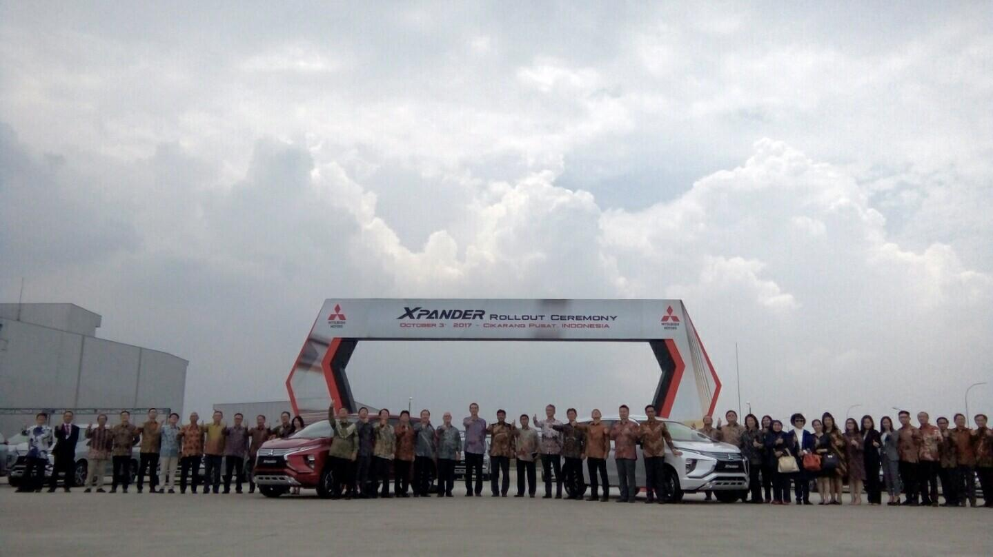 LAMPUNG POST | Mitsubishi Mulai Kirim Xpander