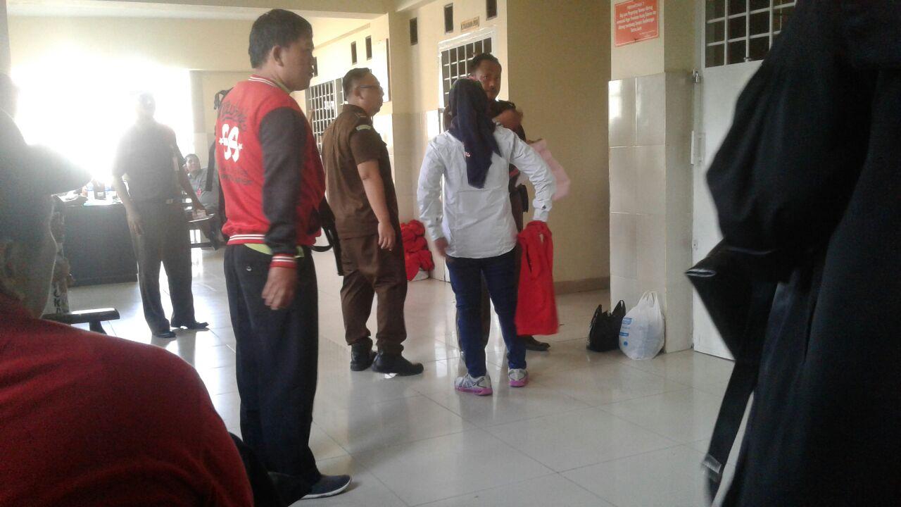 LAMPUNG POST | Korban Penipuan Calon Umrah Ajukan Banding