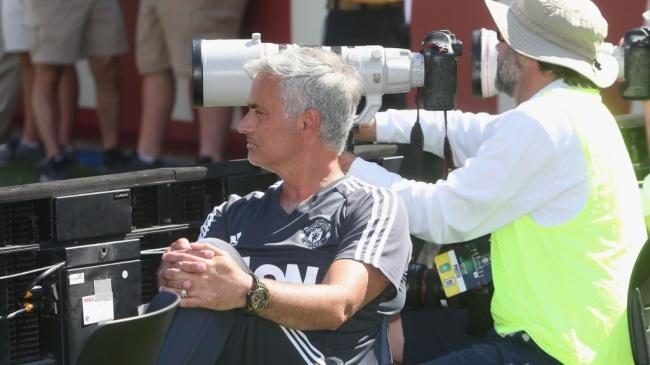 LAMPUNG POST | Tekuk Madrid, Mourinho: Latihan yang Bagus untuk MU