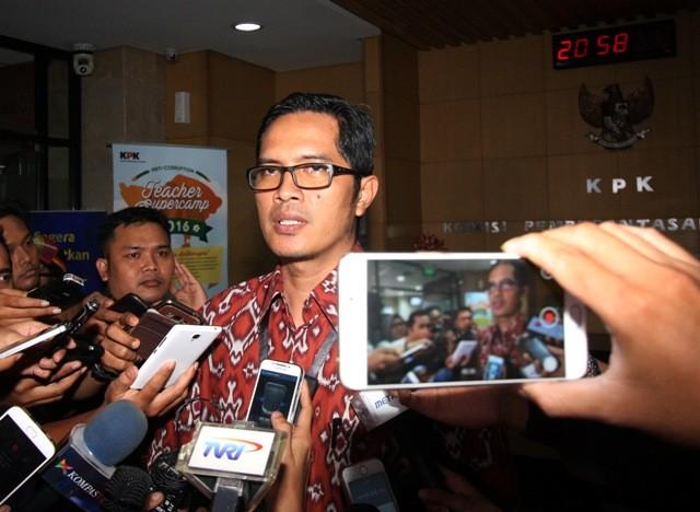 LAMPUNG POST   KPK Yakin Hakim Praperadilan Setya Novanto Profesional