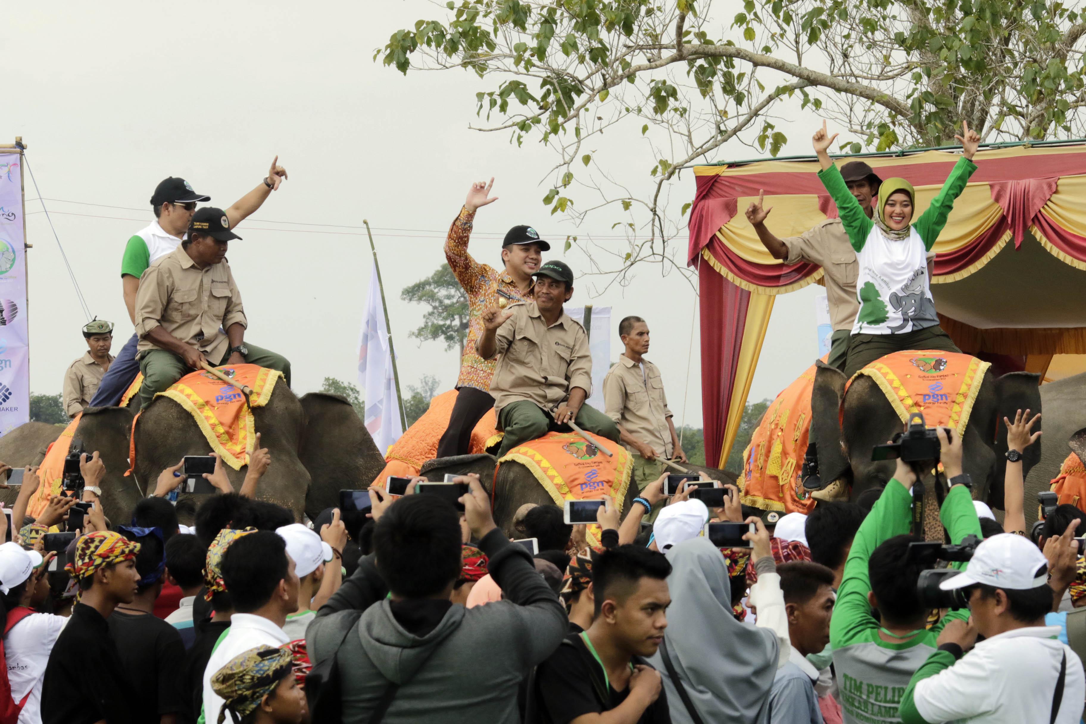 LAMPUNG POST | Lampung Makin  Terbuka untuk Turis