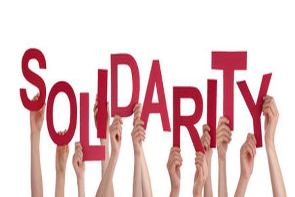 LAMPUNG POST | Solidaritas dalam Tragedi