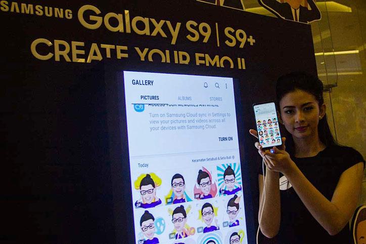 LAMPUNG POST | Indonesia Jadi Tempat Pertama yang Bisa Menikmati Samsung Galaxy S9
