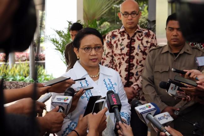 LAMPUNG POST | Menlu Indonesia Panggil Wadubes AS Terkait Pencekalan Panglima TNI