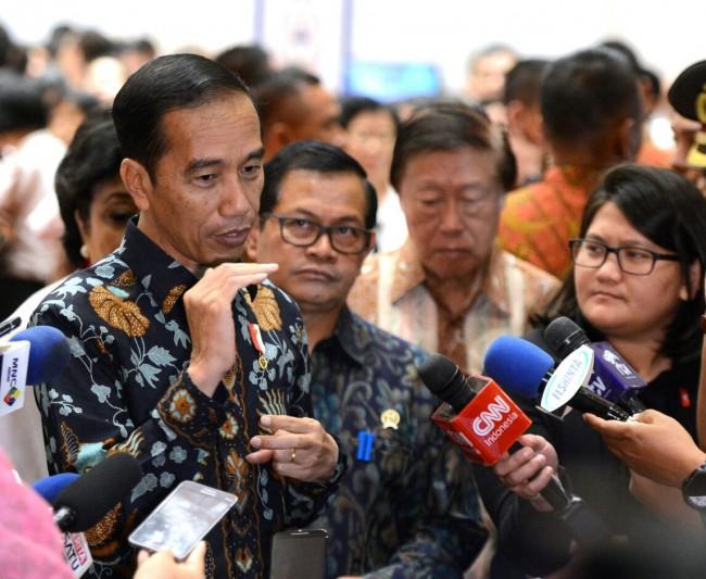 LAMPUNG POST | Jokowi InginSistem Single SubmissionDiterapkan Maret