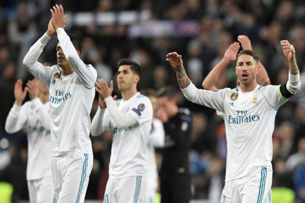 LAMPUNG POST   Taklukkan PSG, Performa Madrid Dinilai Biasa Saja