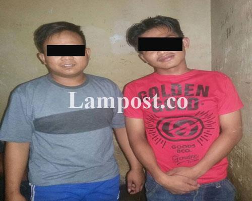 LAMPUNG POST | Dua Pencuri Hewan Ternak Dilumpuhkan dengan Timah Panas