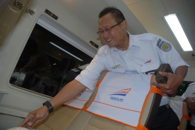 LAMPUNG POST | 56% Tiket Kereta Api Sudah Terjual untuk Mudik