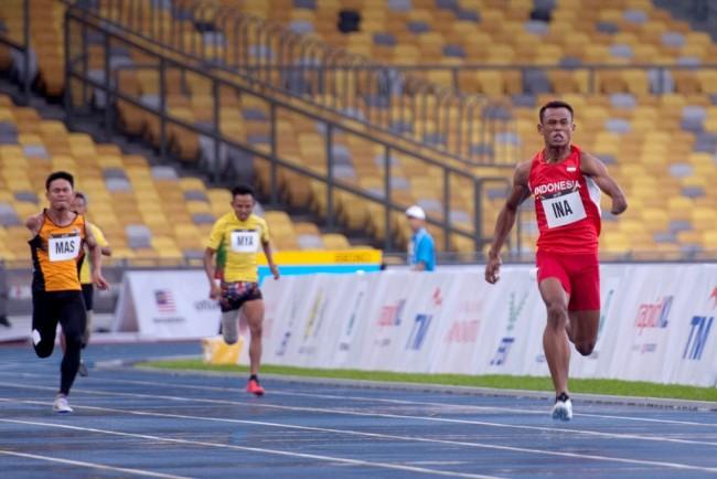 LAMPUNG POST | Indonesia Juara Umum ASEAN Para Games 2017