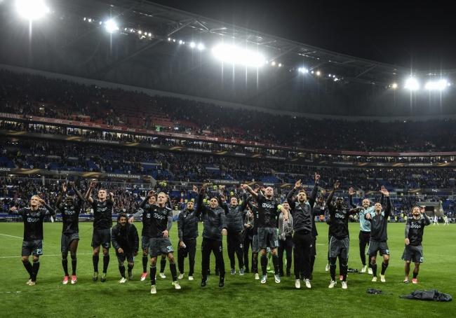 LAMPUNG POST | Ajax Tantang MU di Final Liga Europa