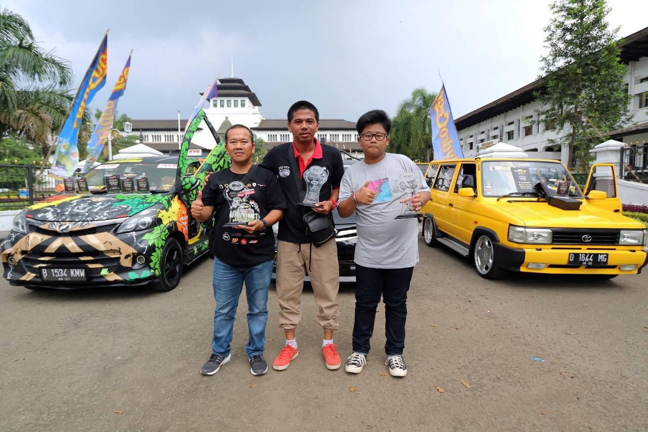 LAMPUNG POST | Hadir di Bandung, MBtech Awards 2018 Raih Tiga Juara