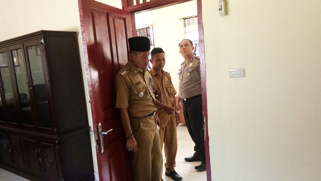 Kawanan Pencuri Bobol Kantor SMKN 1 Sragi