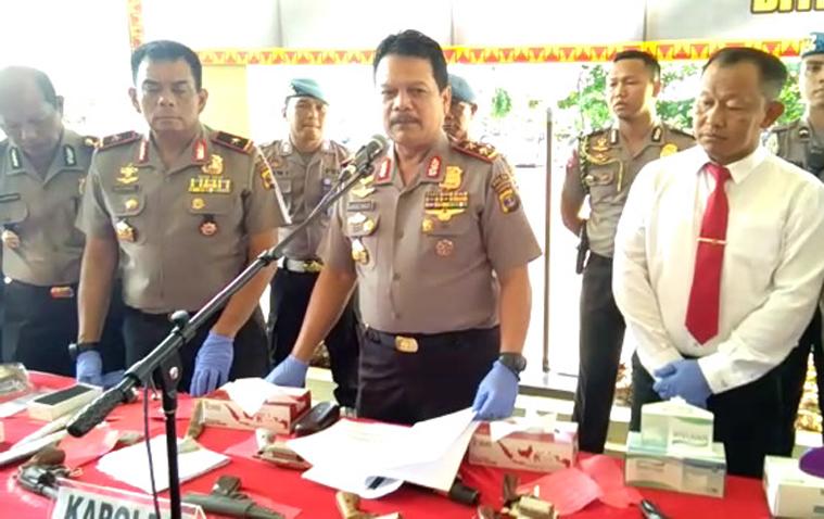 VIDEO: Kapolda Beberkan Penyebab Tingginya Angka Kejahatan di Lampung