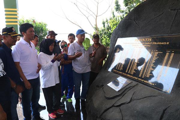 LAMPUNG POST | Tokoh Masyarakat Hanura Berharap Lampung akan Lebih Maju jika Dipimpin Mustafa