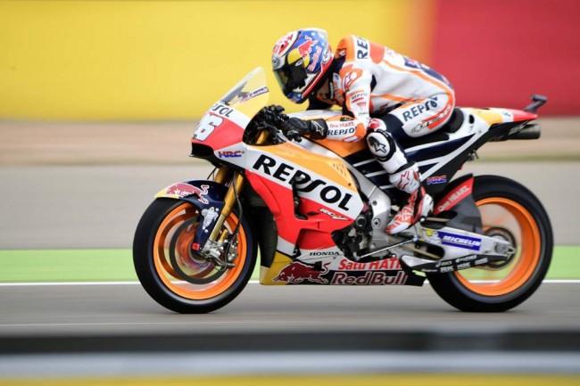 LAMPUNG POST | Giliran Dani Pedrosa Tercepat di FP2 MotoGP Aragon