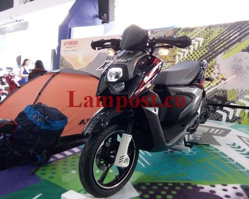 LAMPUNG POST | Yamaha Optimistis Jual All New X-Ride 10 Ribu Unit per Bulan