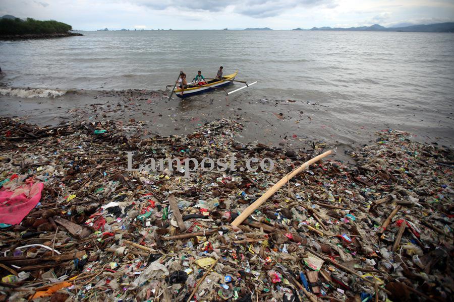 LAMPUNG POST | Pemprov Harus Bangun Infrastruktur buat Tangani Sampah Laut