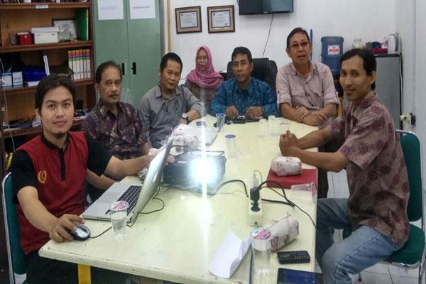 Lemkari Lampung Helat Gashuku dan Ujian Kyu