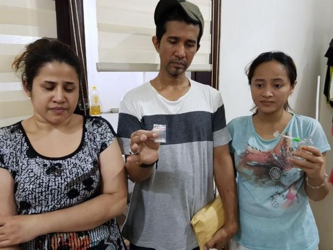 LAMPUNG POST | Sejak 2010 Dhawiya Sudah Konsumsi Narkoba