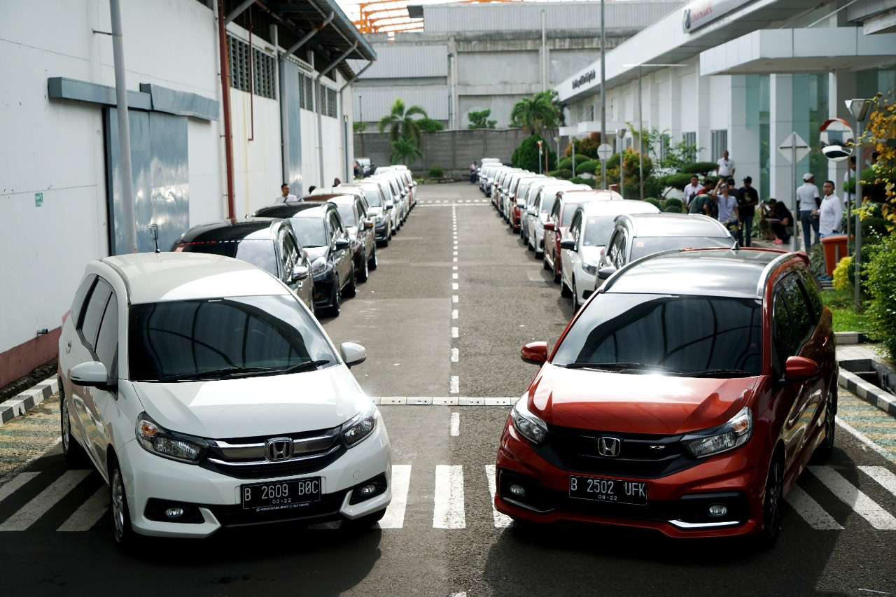 Masalah Komponen Rem, Honda Recall 5 Tipe Mobil untuk Perbaikan