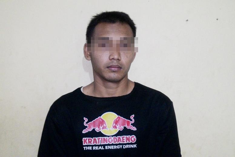 Miliki Senpi Ilegal, Warga Trimukti Jaya Ditangkap