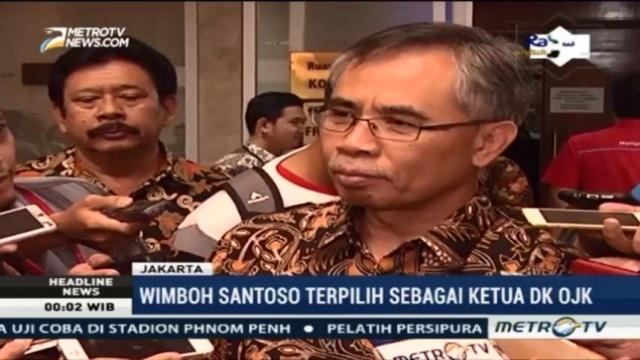 LAMPUNG POST   Jokowi Minta OJK Bantu Stabilkan Keuangan Negara