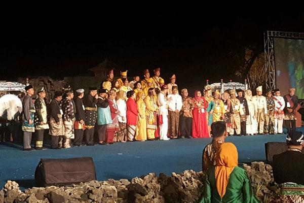 LAMPUNG POST   Presiden Jokowi Tutup FKN XI Cirebon
