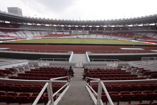 LAMPUNG POST | Mewahnya Stadion Berstandar Bintang Lima FIFA