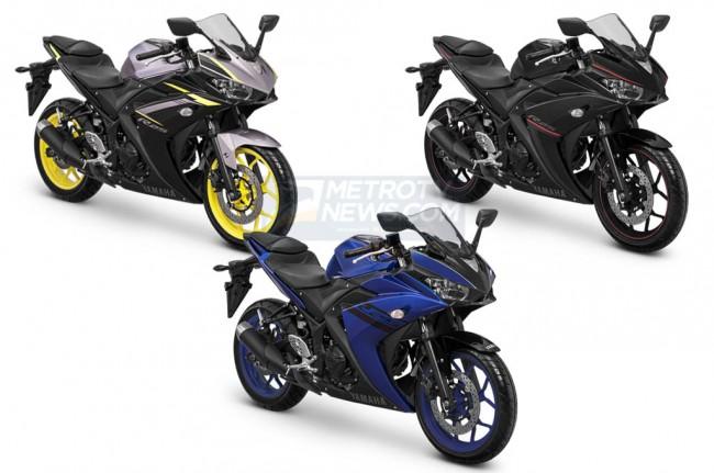 LAMPUNG POST | YZF-R25, Andalan Yamaha Lawan Ninja dan CBR