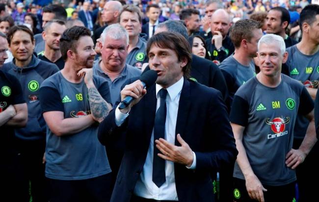 LAMPUNG POST | Conte Ungkap Sosok Roman di Balik Kesuksesan Chelsea Musim Ini