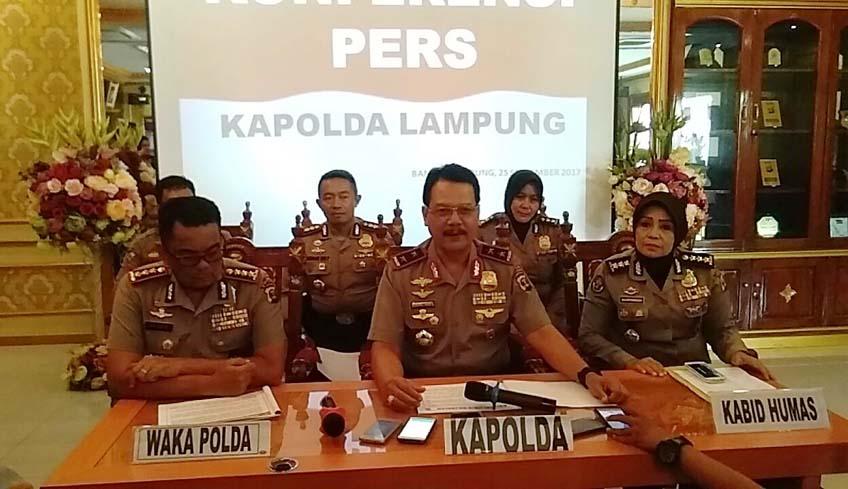 LAMPUNG POST | VIDEO: Ledakan di Bandar Lampung Dipastikan Bom