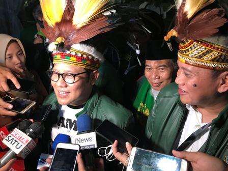 LAMPUNG POST | PKB Klaim Nomor Urut 1 Mewakili Tujuan untuk Indonesia