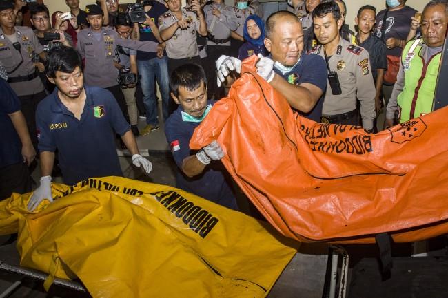 Dari 46 Korban, 39 Jenazah dari Ledakan Pabrik Petasan Tiba di RS Polri