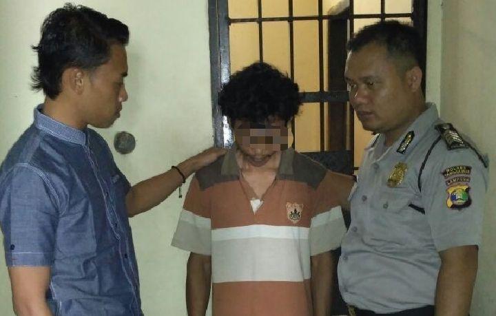 LAMPUNG POST | Polisi Tangkap Dukun Cabul di Pringsewu