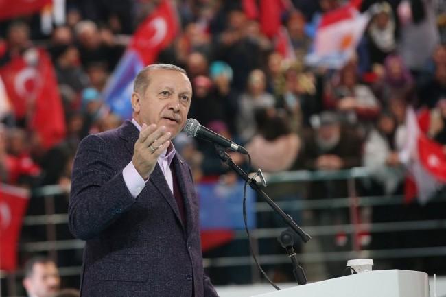 Erdogan Cap Presiden Suriah Sebagai Teroris