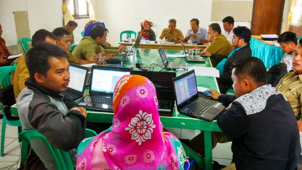 Pekon di Kecamatan Balikbukit Didesak Selesaikan Berkas Pengajuan Dana Desa