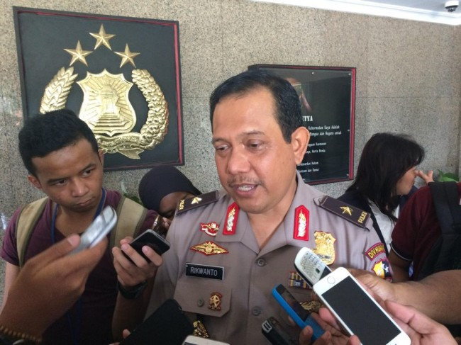Polisi Tak Ingin Gegabah Ungkap Nama Politikus di Balik Saracen
