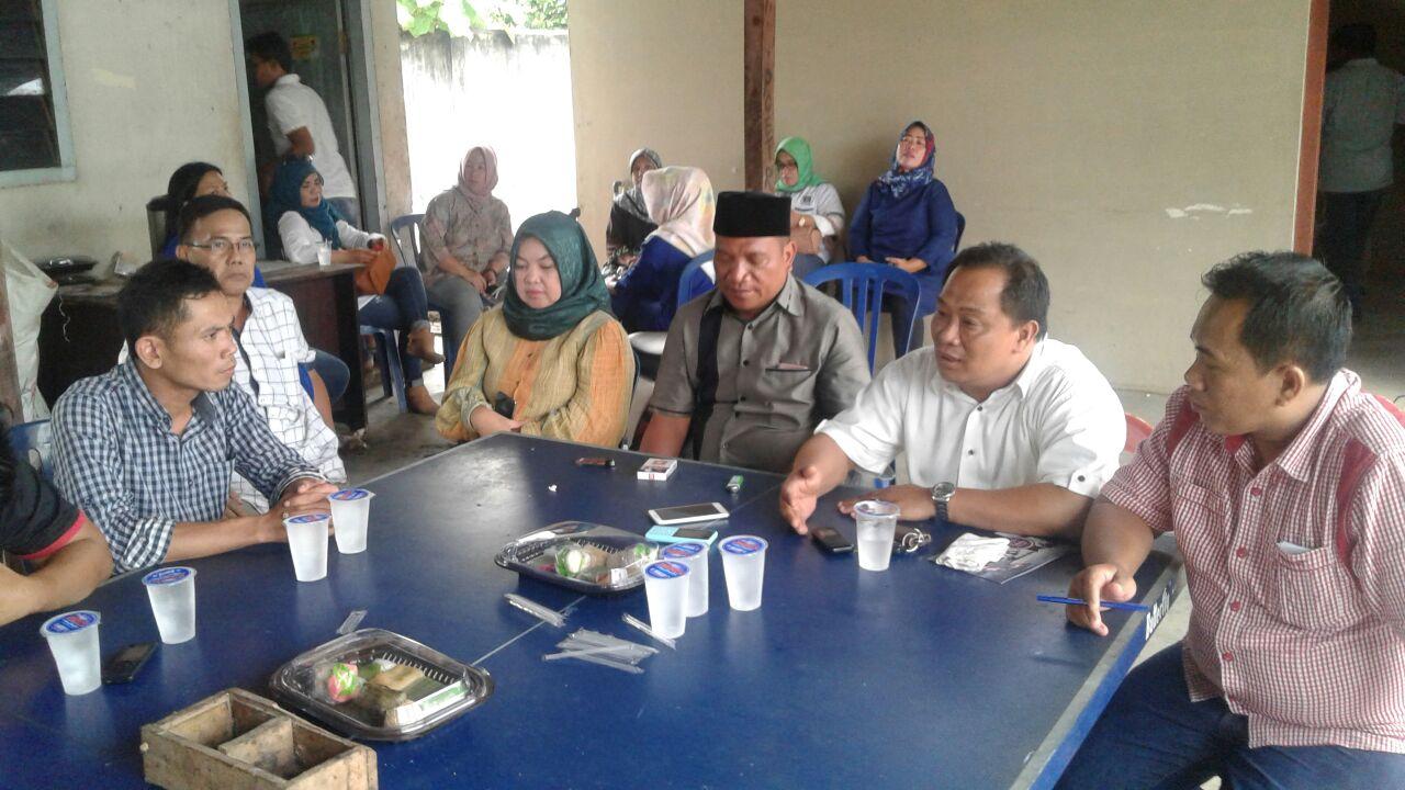 LAMPUNG POST | Partai Koalisi Pengusung Pemenangan Oce Ok Rapatkan Barisan