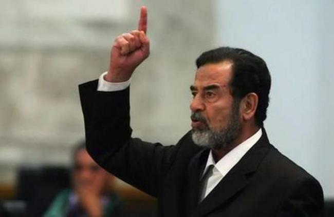 LAMPUNG POST | Petinggi CIA Beberkan Kesalahan Amerika Soal Saddam Hussein