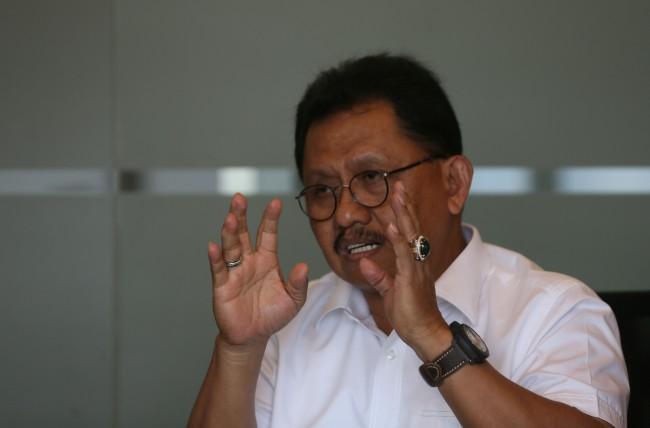 LAMPUNG POST | Deputi Litbang BKKBN Jadi Tersangka Korupsi Alat KB