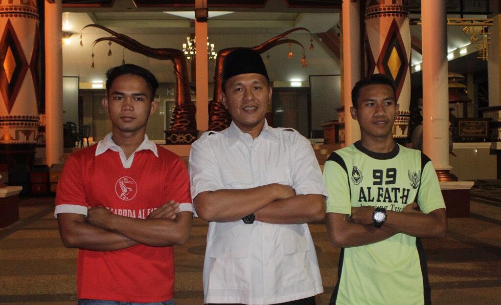 LAMPUNG POST | Bawa Indonesia Raih Peringkat IV Asia, Yunanda dan Sulton Berterima Kasih pada Mustafa