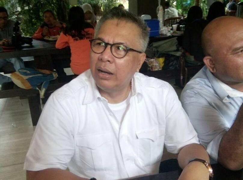 LAMPUNG POST | Alzier Serius Siap Merebut Kursi Gubernur Lampung