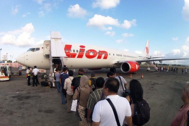 LAMPUNG POST | Lion Air Group Buka Empat Rute Baru