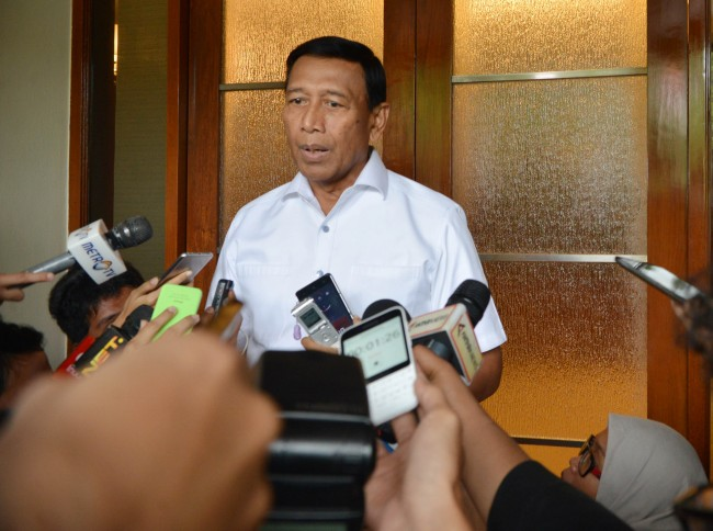 Wiranto Minta Kisruh di Hanura Diselesaikan Lewat Mahkamah Partai