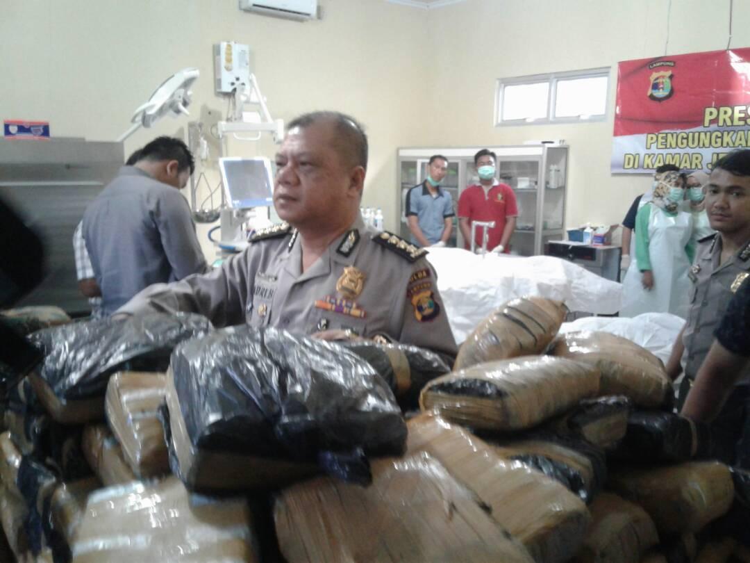 LAMPUNG POST | Tiga Bandar Narkoba Tewas Ditembak