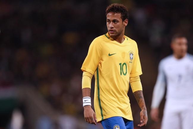 LAMPUNG POST | Neymar Puji Pertahanan Inggris