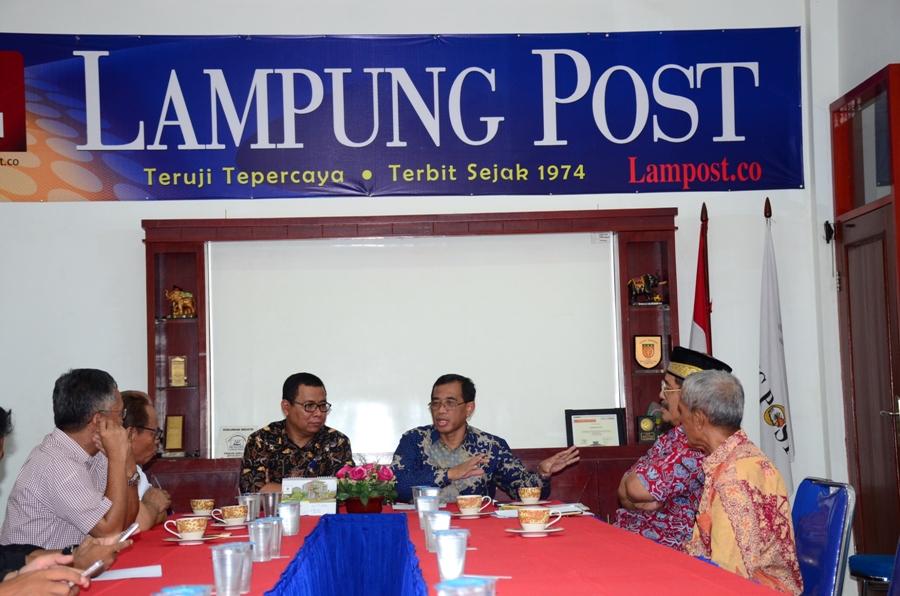 LAMPUNG POST | Lampung Tuan Rumah Olimpiade Nasional Muhammadiyah