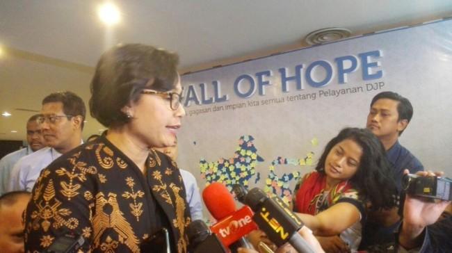 Sri Mulyani Penasaran dengan Film Benyamin Biang Kerok