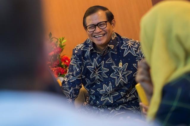 LAMPUNG POST   Pramono Nilai Ada Kepentingan Politik Jangka Pendek pada RUU Pemilu